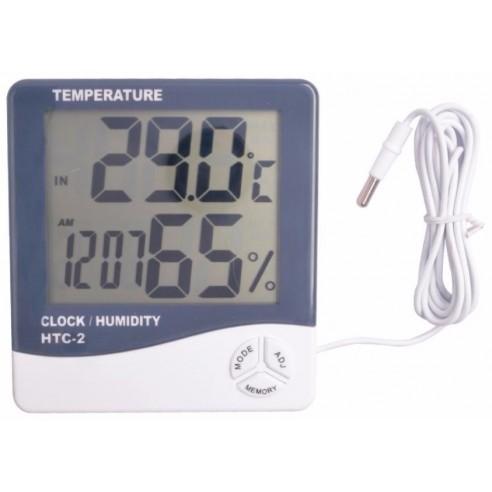 termo higrometro máximas mínimas